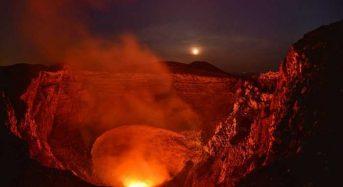 Το ηφαίστειο Masaya στο φακό του φωτογράφου!